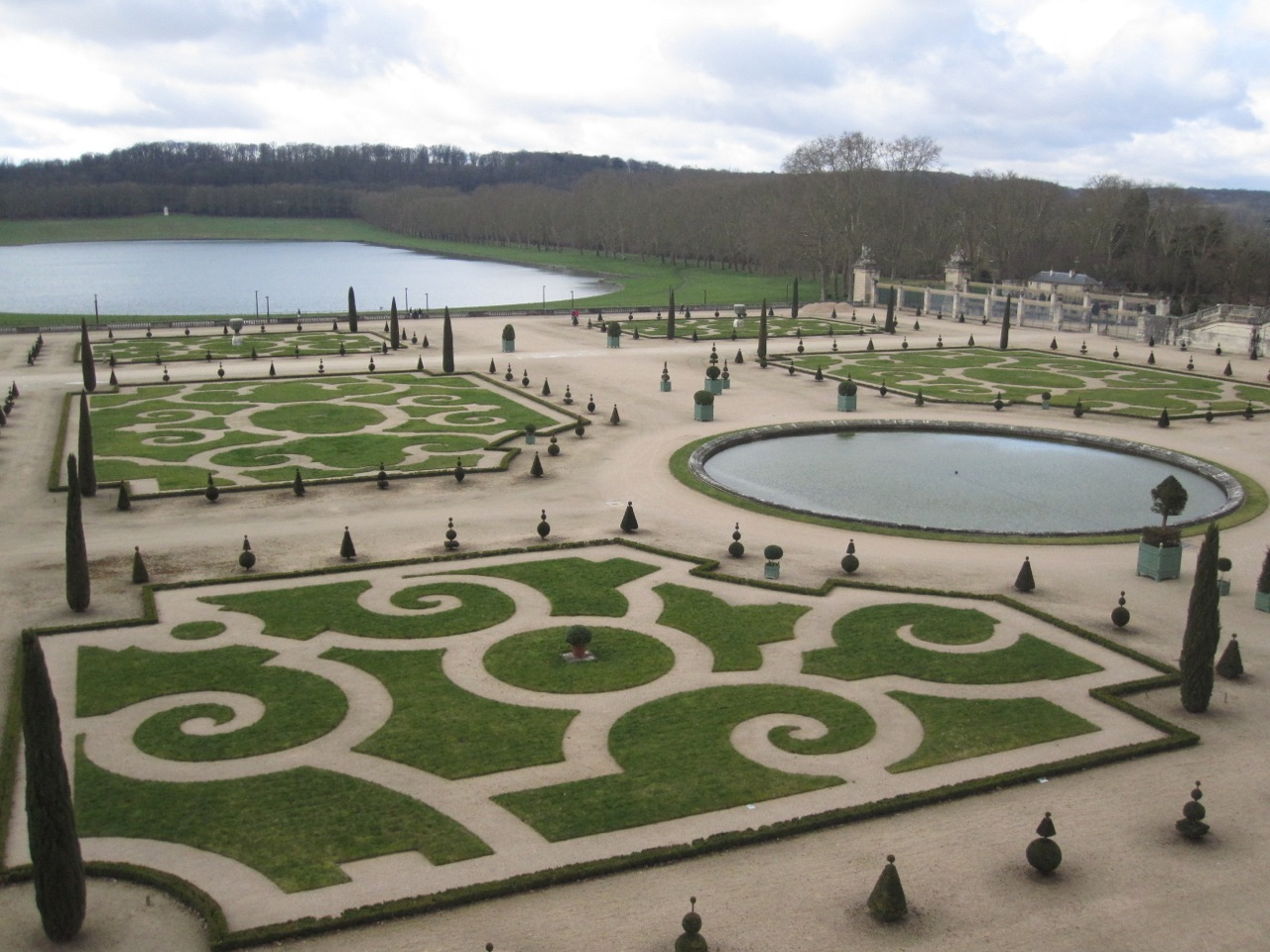 a winter morning at versailles gardens sow and so